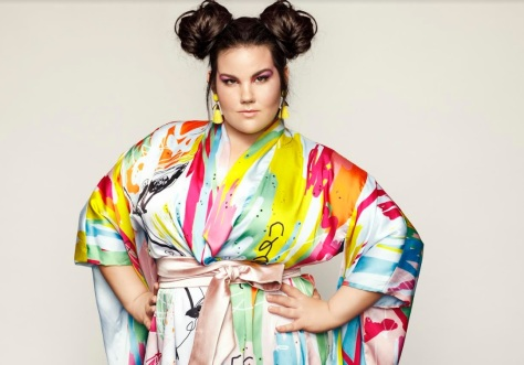 EUROVISION SONG CONTEST 2018: ISRAEL- 'Toy' By Netta Barzilai
