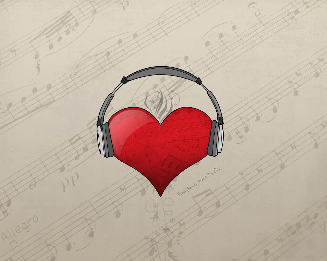 A Musical Love Story