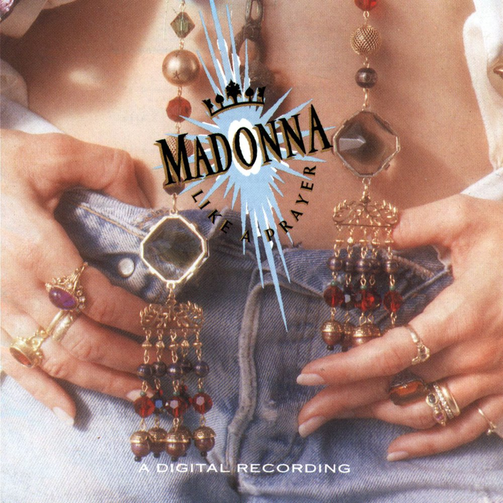 REVIEW: 'Like A Prayer' - Madonna
