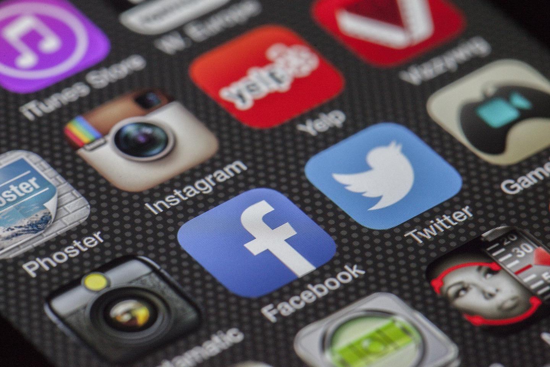 GET INVOLVED: Follow Us On Social Media