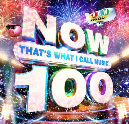Now That's What I Call Music - 100 Not Out!