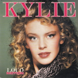 kylie minogue locomotion