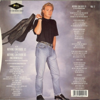 jason donovan nothing can divide us 2