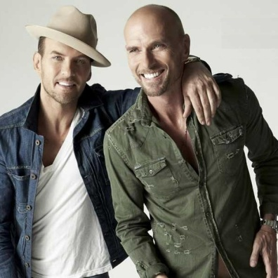 Matt Luke Goss 2018