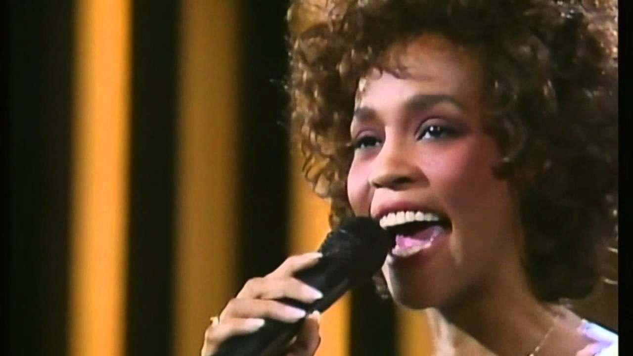 Whitney Houston One Momnent In Time
