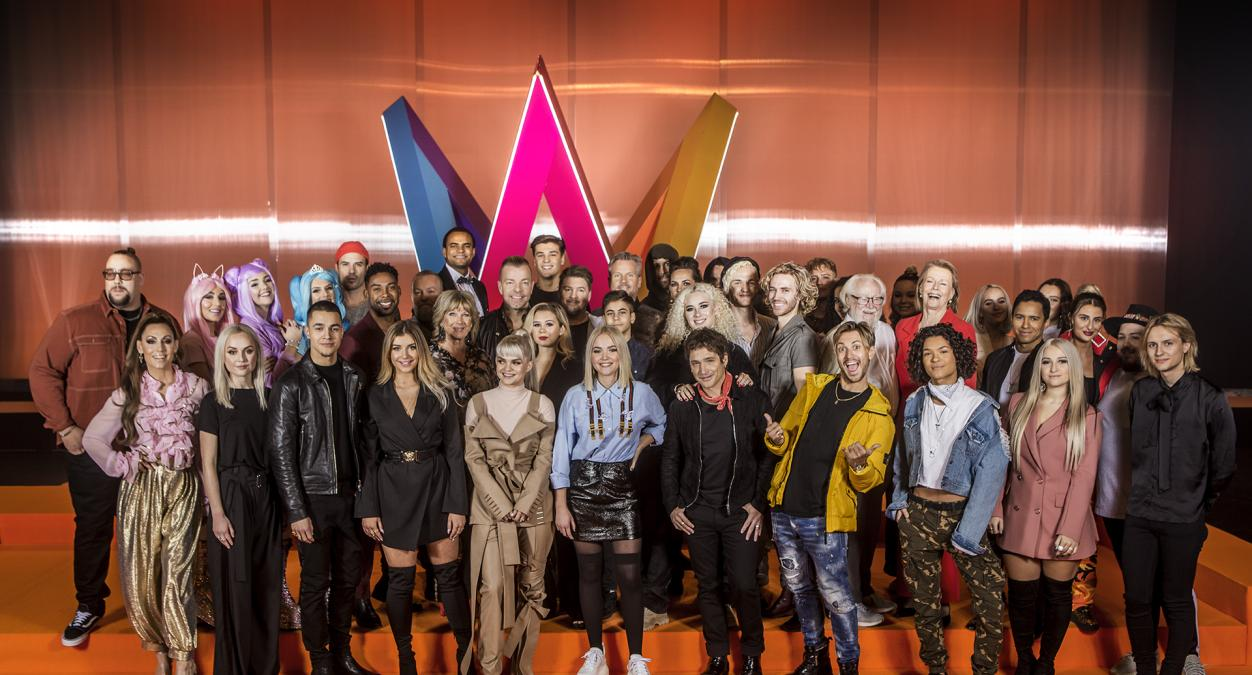 EUROVISION NEWS: Artists For Melodifestivalen 2019