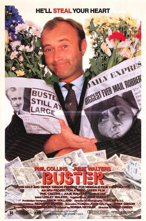 Buster film poster