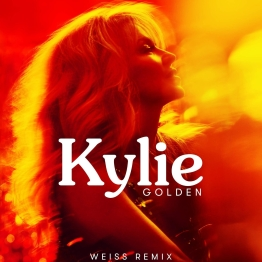 Kylie Golden single