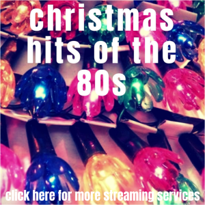 christmas hits of the 80s