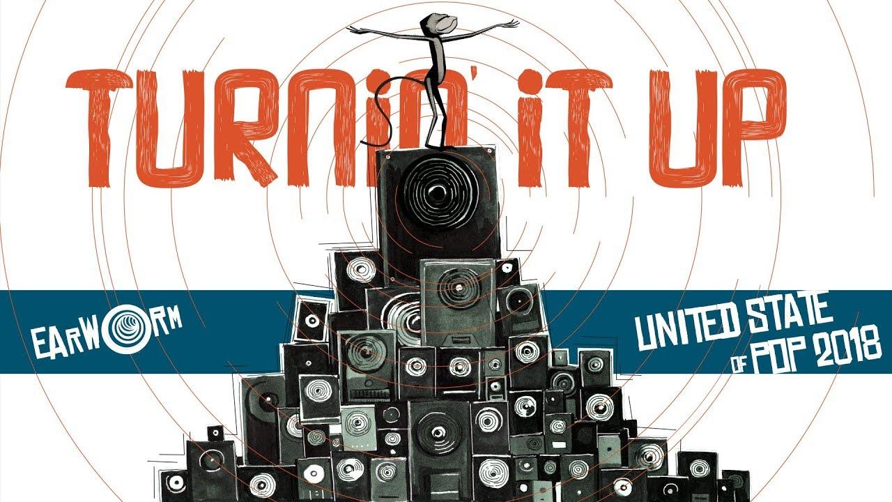 FRESH: 'United State of Pop 2018 (Turnin' It Up)' - DJ Earworm Mashup