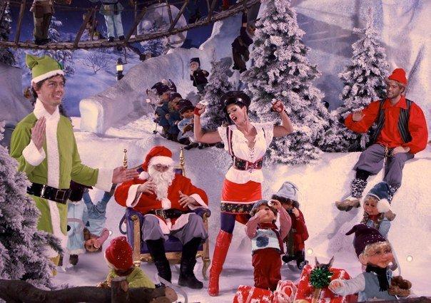 LISTEN: Aqua - 'Spin Me A Christmas'