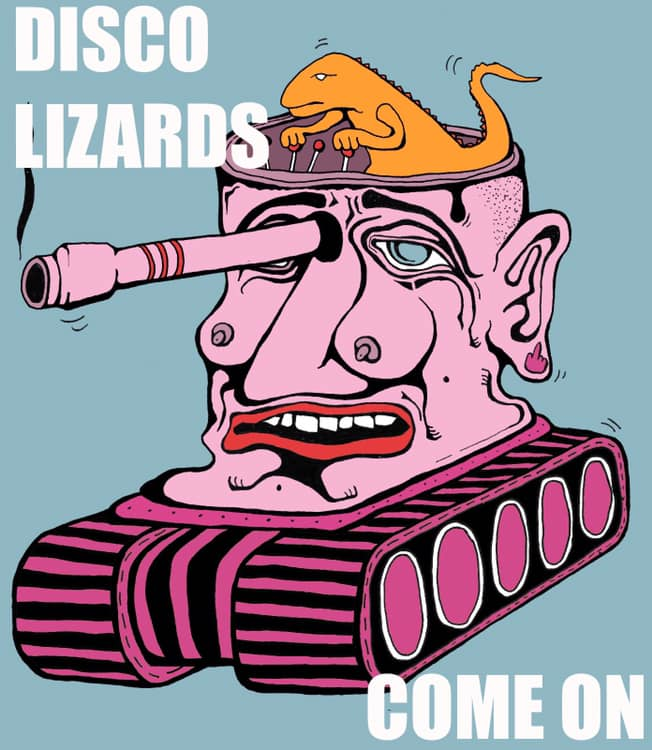 FRESH: 'Come On' - Disco Lizards