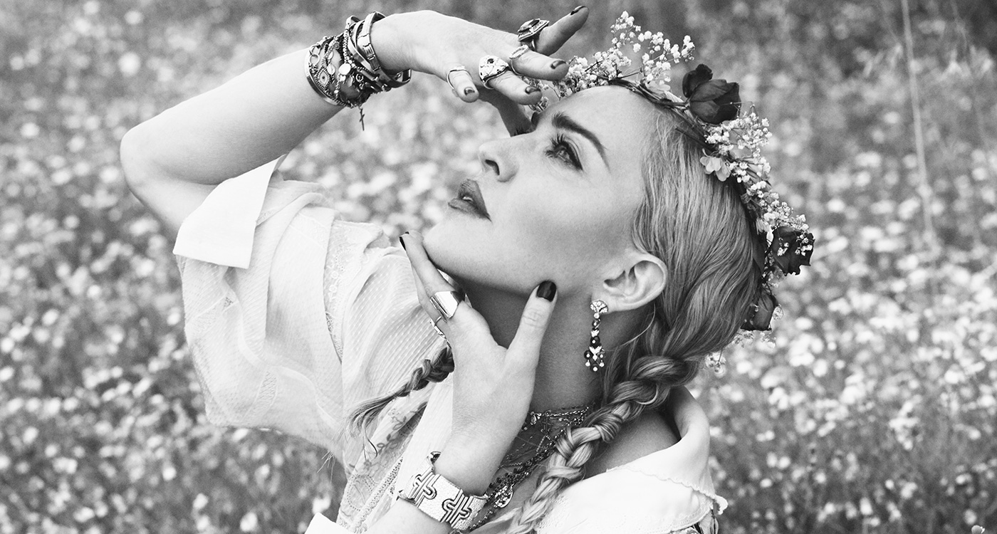 LEGENDS: The Changing Faces Of Madonna