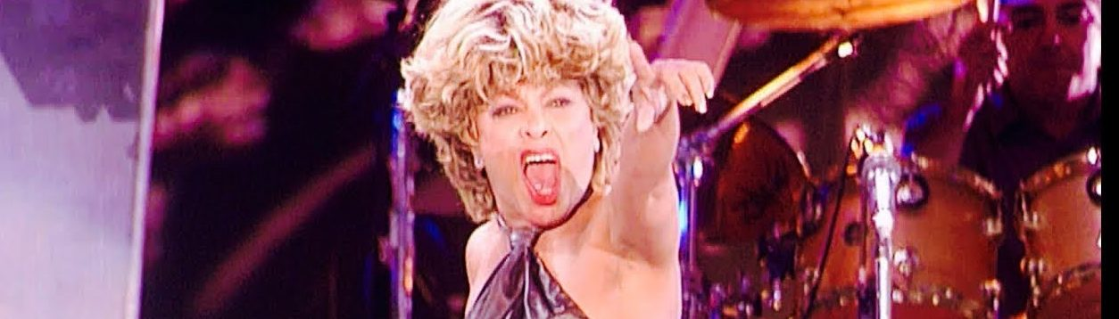 LEGENDS: Tina Turner - 'Proud Mary'