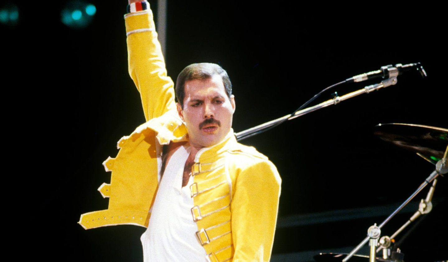 LEGENDS: The Changing Faces Of Freddie Mercury
