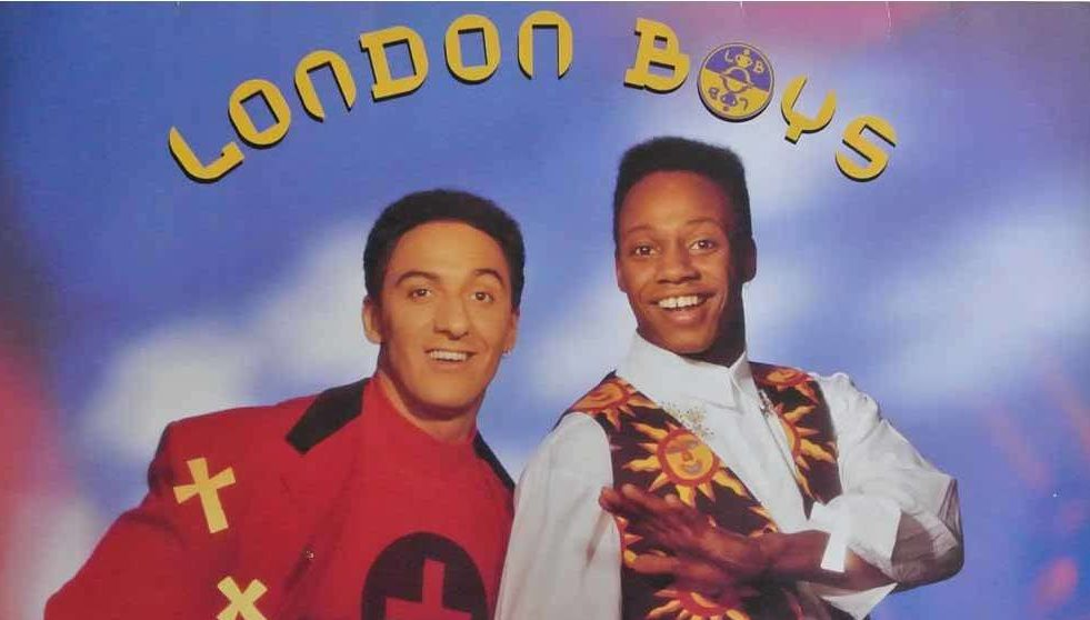 WHERE ARE THEY NOW? The London Boys