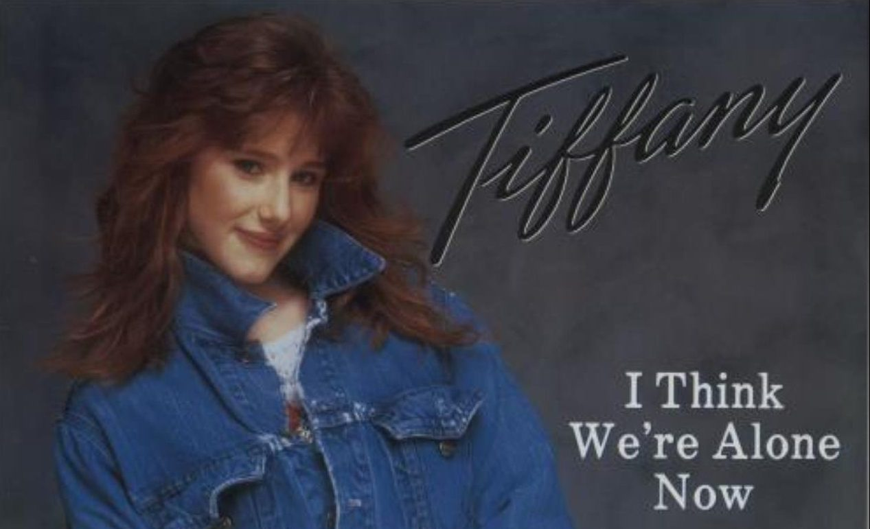 THEN & NOW: 'I Think We're Alone Now' - Tiffany