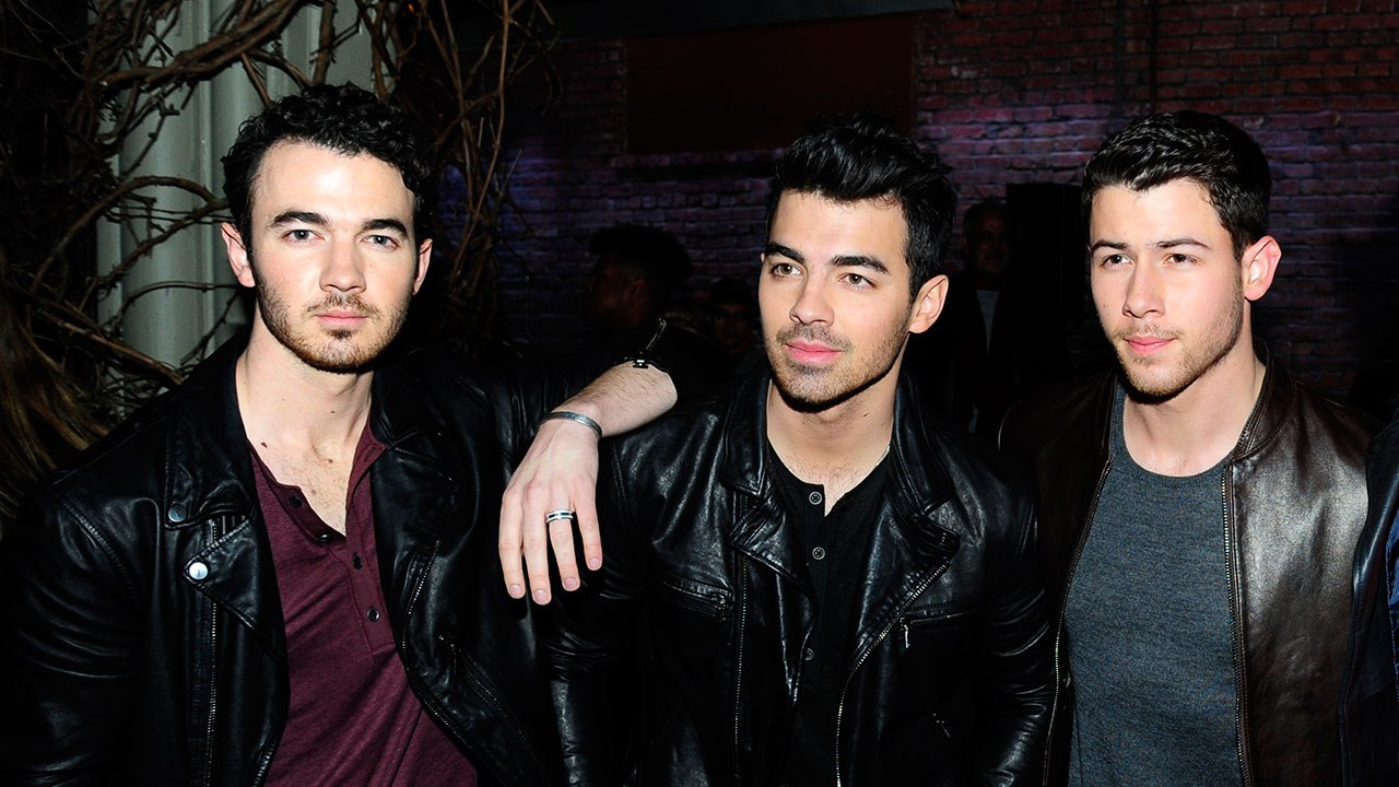 THEN & NOW: Jonas Brothers