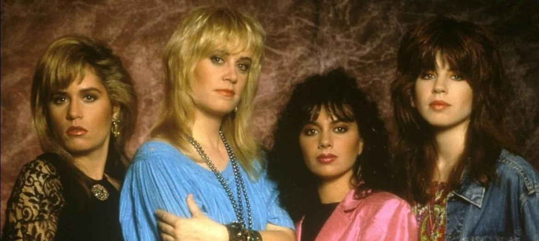The Bangles 1989