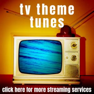 tv theme tunes