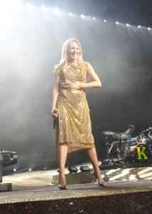 Kylie Golden tour 2018