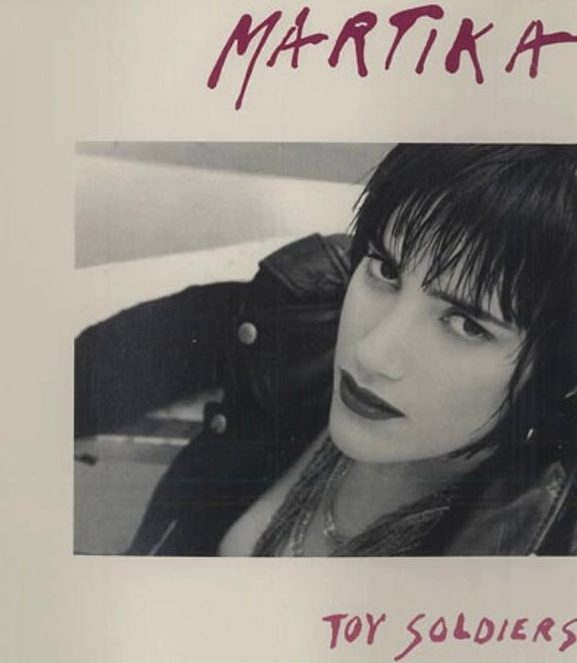 THEN & NOW: 'Toy Soldiers' - Martika