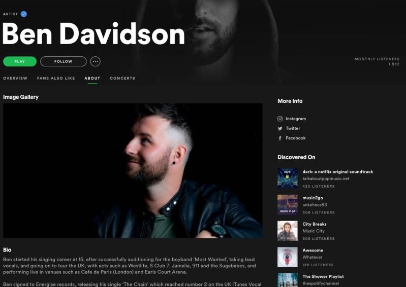 Ben Davidson