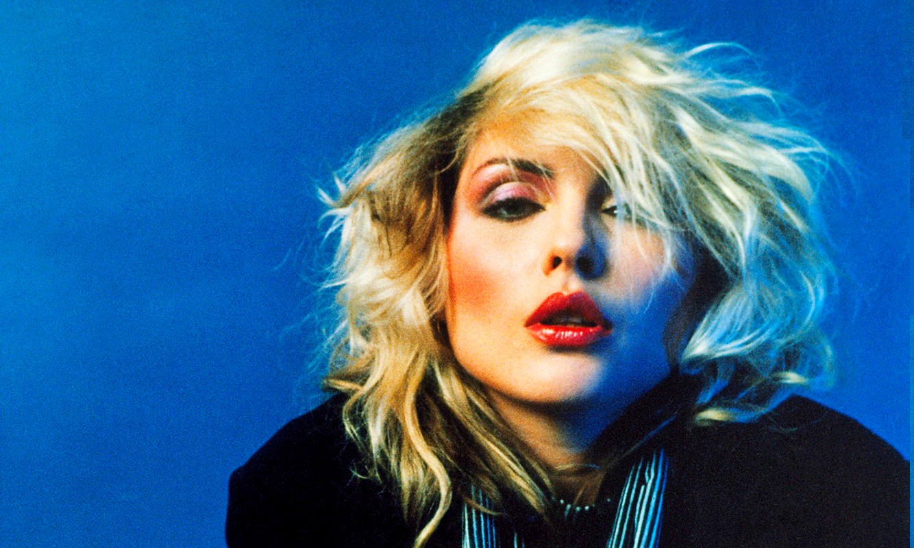 Debbie Harry 1989