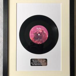 framed-kylie-minogue-dancing-vinyl-single