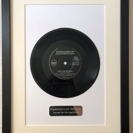 framed-patrick-swayze-wind-beneath-my-wings-vinyl single