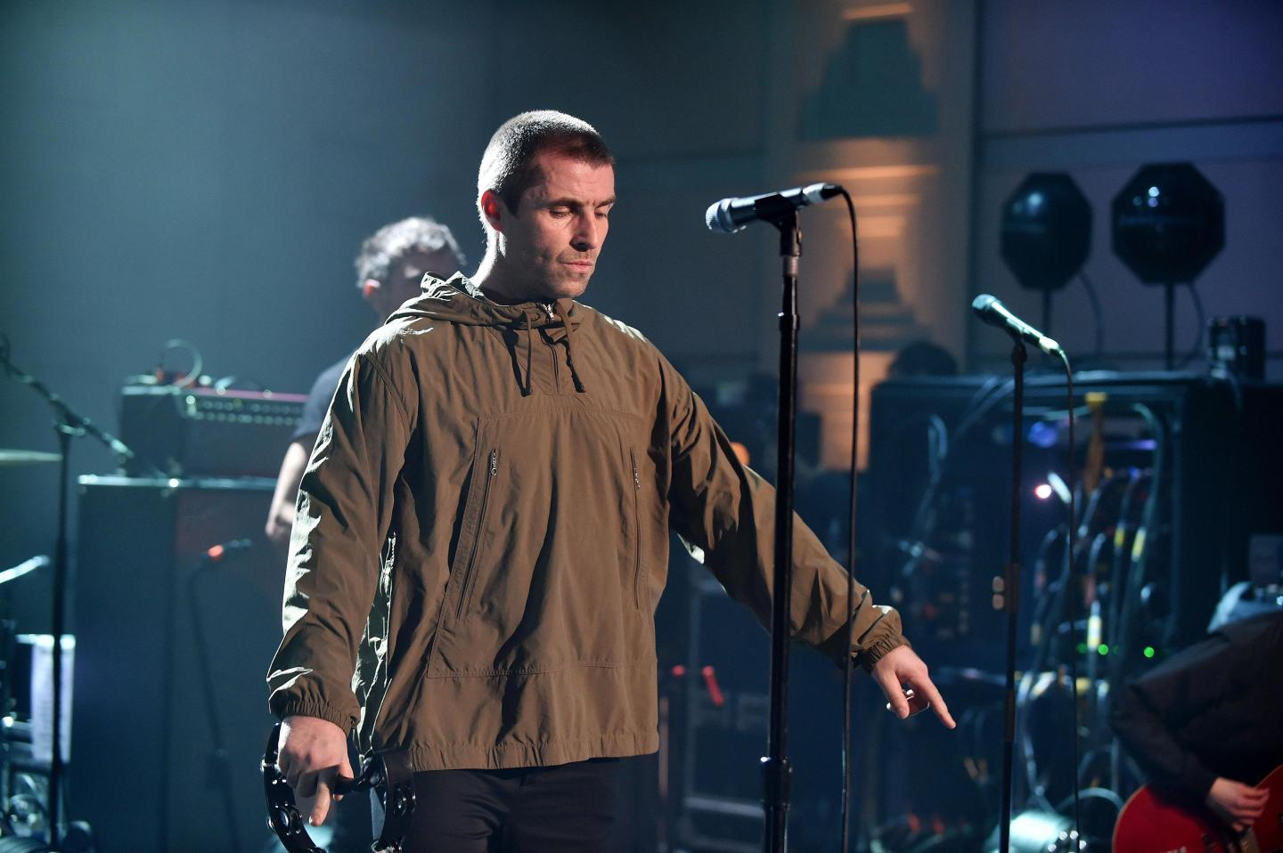 THEN & NOW: Liam Gallagher