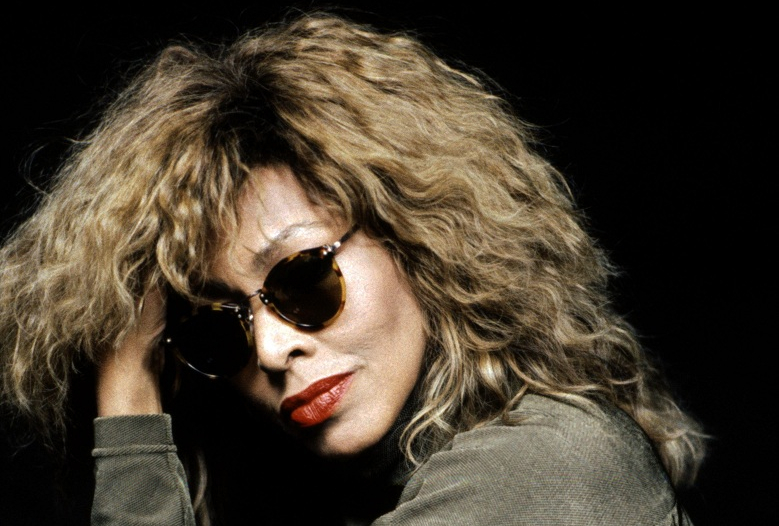 Tina Turner 1989