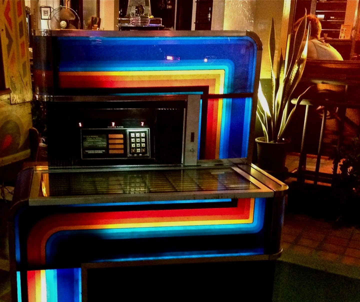 NEW PLAYLIST: The Jukebox