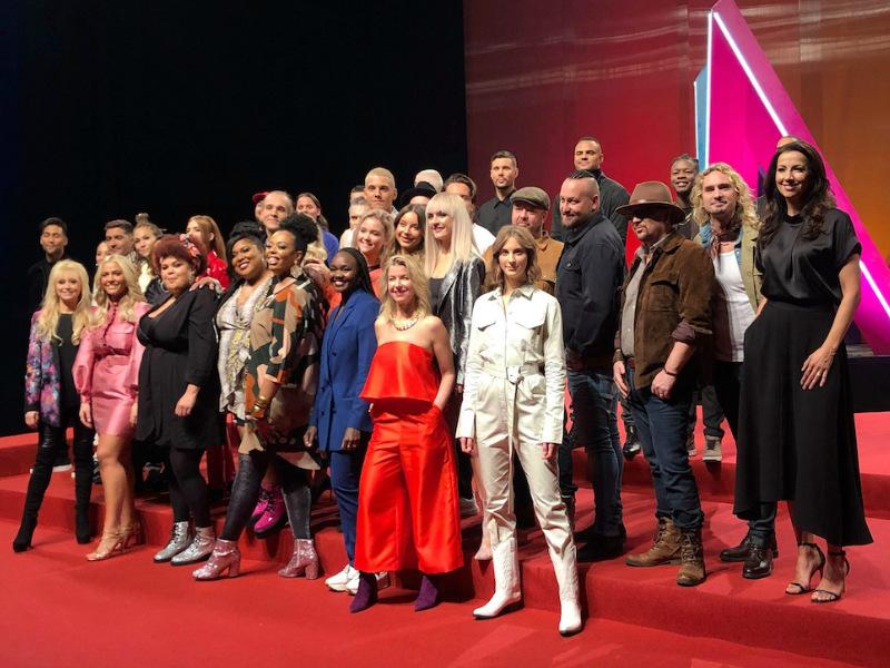 EUROVISION NEWS: SVT Announces 28 Melodifestivalen Acts
