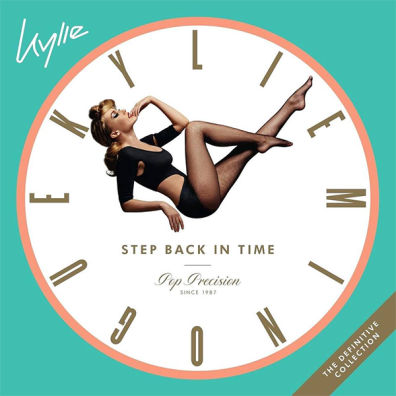 Kylie Step back In Time 2