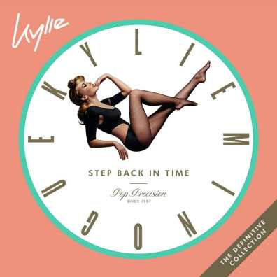 Kylie Step back In Time 1
