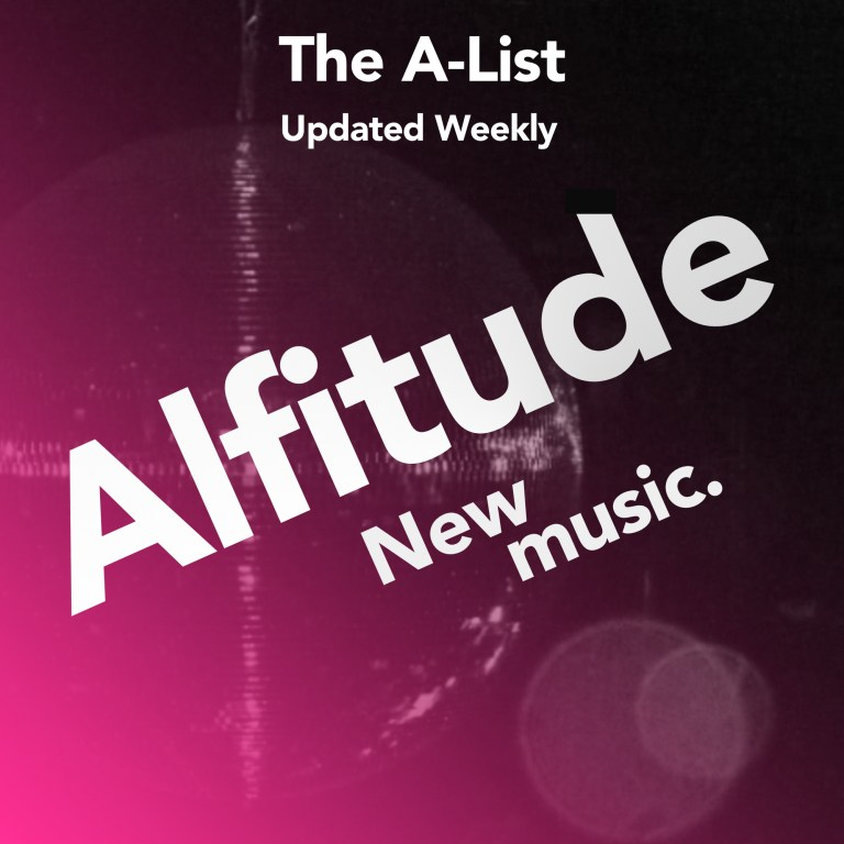 PLAYLIST: The Alfitude A-List - 9th February