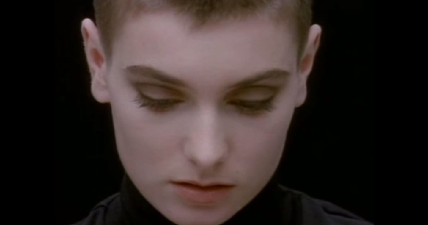 Sinead O'Connor 1990