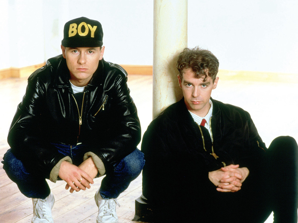 Pet Shop Boys 1988