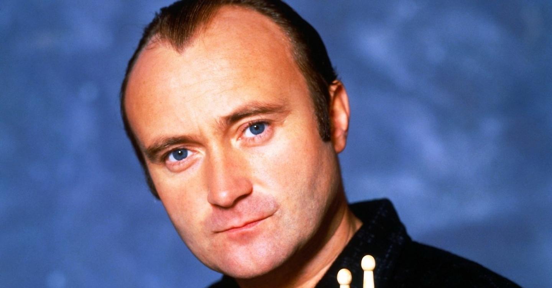 Phil Collins 1982