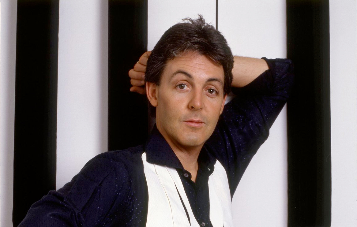 Paul McCartney 1982