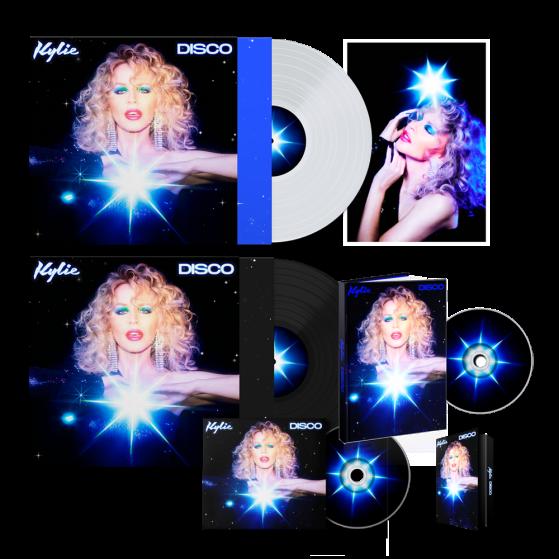 Kylie Disco
