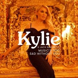 Kylie music's too sad