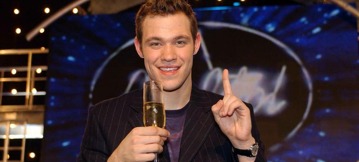 Will Young 2002