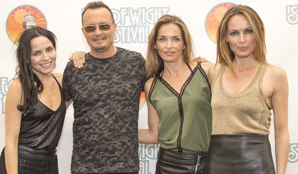 The Corrs 2020