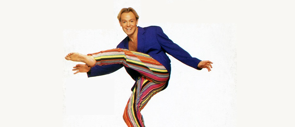 Jason donovan happy together