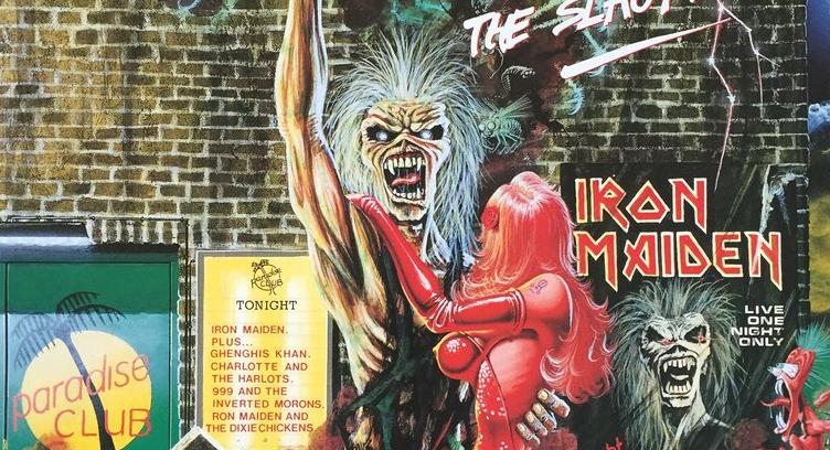 Iron Maiden 1991