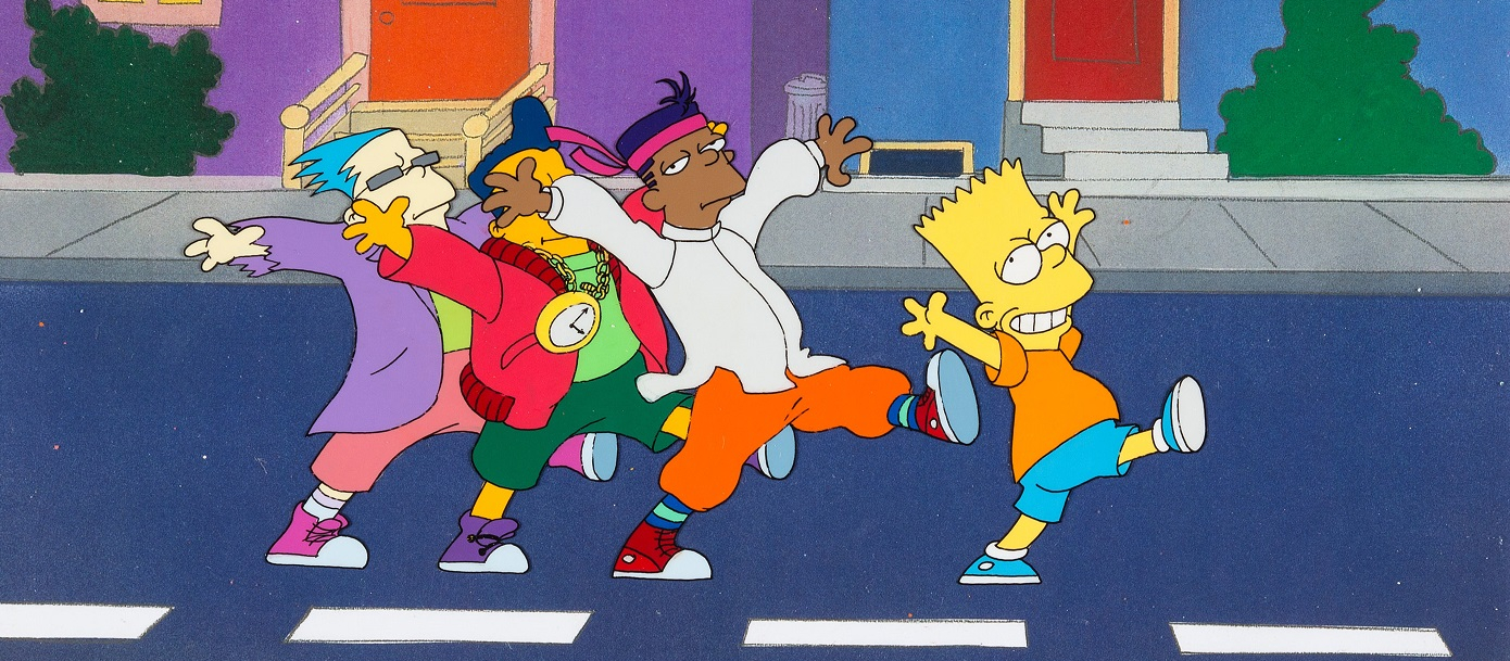 Simpsons Do The bartman