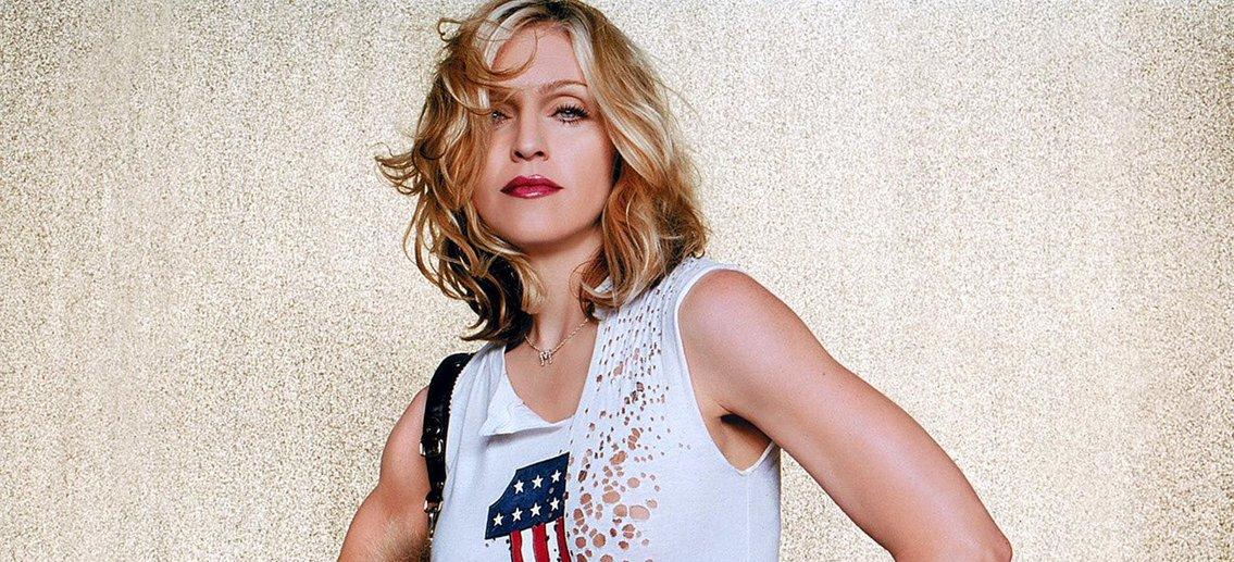 Madonna America Pie
