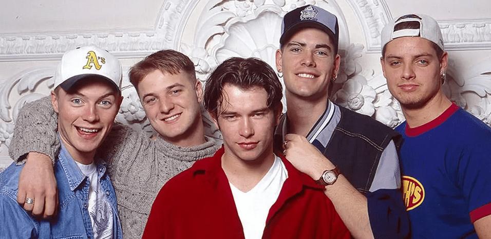 Boyzone 1997